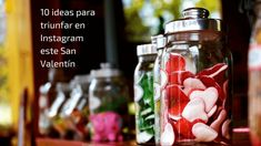 Consejos para crear contenidos creativos en Instagram en San Valentín #instagram #sanvalentín #consejos #socialmedia #contenidos