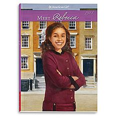 American Girl® Sale: Meet Rebecca Paperback Book