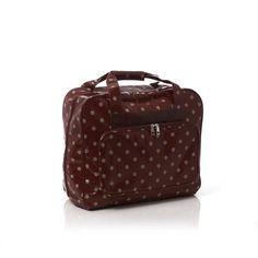 Vintage Polka Dot Collection Sewing Machine Bag | Dunelm