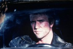 Mel Gibson as Max in Mad Max 2 (1981)