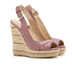 lavender wedge from Sole Society