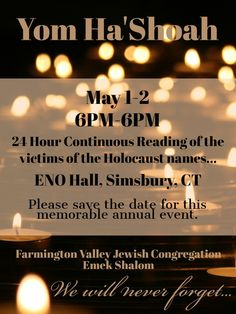 Home - Farmington Valley Jewish Congregation, Emek Shalom Cycling Events, Life Cycles, Enough Is Enough, How To Memorize Things, Reading, Reading Books