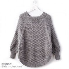 Free Intermediate Knit Poncho