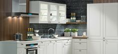 Affordable Luxuries :: Our Kitchen Ranges :: Pronorm Proline, Pronorm Proline 128, Classic Line, made4u_contemporary, Made4u Traditional