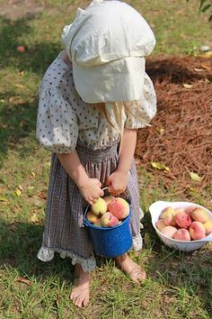 """Mia LOVES Little House on the Prairie... these are awesome ideas for """"Laura"""" Summer Camp!  Should be a fun break from homeschool reviews :)"""