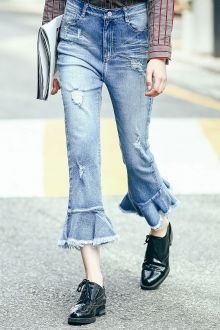 Join Dezzal, Get $100-Worth-Coupon GiftRipped Flare Ankle JeansFor Boutique Fashion Lovers Only: Designer Collection·New Arrival Daily· Chic for Every Occasion