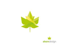 Logos by Ahorn Design, via Behance