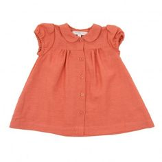 Buckie Bébé Dress - Caramel Baby & Child