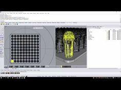 Rhino Block Instances & V-Ray Proxies - YouTube