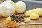 Zázračný zázvorový sirup s citronem a medem   Pleva Garlic, Vegetables, Food, Lemon, Syrup, Essen, Vegetable Recipes, Meals, Yemek