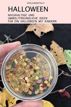 Ohne Müll wirds zu Halloween schwierig - die besten Alternativen und die einfachsten Ideen  PLUS: Torte, Schoko & Co für den Brunch mit der Familie