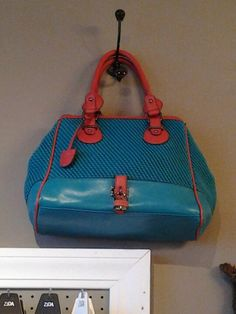 New teal bag