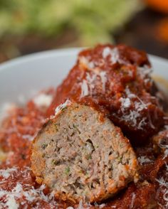 Hidden Veggie Meatballs | Hidden Veggie Meatballs