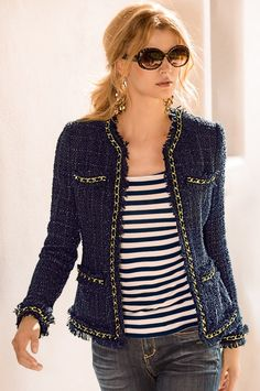 Parisian jacket