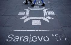 The abandoned venues of the 1984 Sarajevo, Yugoslavia Games.