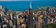 The Willis Tower (Sears Tower) Skydeck 7