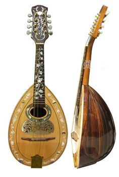 Senior Spruce Mandolin