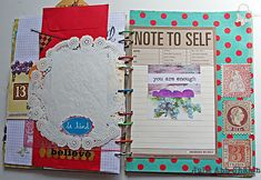 Art Journaling 101: Visual Journaling Focus | Studio Tangie