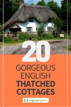 English thatched cottages are now extremely popular with property owners, and visitors from overseas. We've compiled a list of some of the best examples...