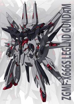 GUNDAM GUY: Awesome Gundam Digital Artworks [Gallery 2]