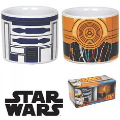Coquetier et Star Wars Star Wars R2d2, Cadeau Star Wars, Coffee Cans, Geek Stuff, Mugs, Stars, Tableware, R2 D2, Dimensions