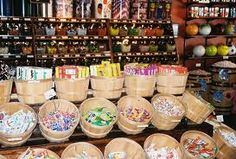 Old Fashioned Candy Store