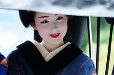 She is one of the most beautiful Maiko, Kyouka.