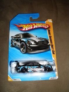 HOT WHEELS 2010 NEW MODELS 43 OF 44 BLACK DODGE CHARGER DRIFT CAR by HOT WHEELS. $3.99. HOT WHEELS 2010 NEW MODELS. DIE CAST