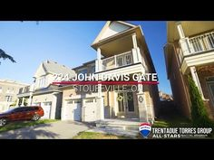 224 John Davis Gate, Stouffville Presented By The Trentadue Torres Group John Davis, Elegant Homes, Gate, Presents, Group, Mansions, House Styles, Mansion Houses, Favors