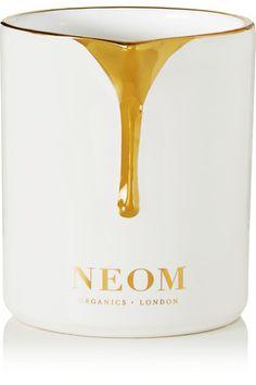 Neom Organics | Bougie de traitement intensif pour la peau Real Luxury, 140 g | NET-A-PORTER.COM