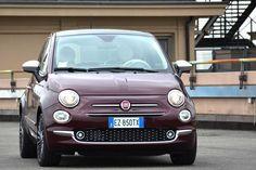 Fiat 500 Versione Lounge (2015- N/A)