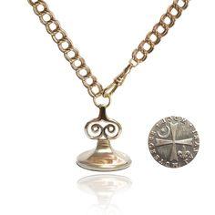 Matthew Clairmont Seal Necklace
