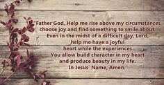 Father God thank You for caring for me - Google Search