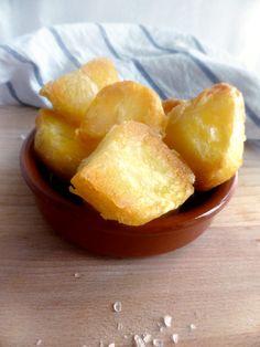 Crispy Golden Roast Potatoes
