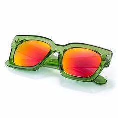 Oversized Square Frame Sunglasses With Colorful LenseMen s Designer Retro Sunglasses Half Frame Rivet Trim. The Dapper Llama Menlo Park Lamps. Home Design Ideas