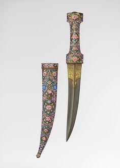 Khanjar, Iran or Syria, 17th-18th centuries