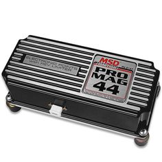 MSD Ignition 81473 Pro Mag 44 Amp Electronic Points Box With Rev Limiter Black #MSDIgnition