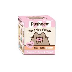 Amazon.com: Gund Pusheen Surprise Plush Assortment #1: Toys & Games
