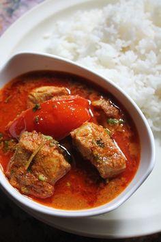 YUMMY TUMMY: Chettinad Fish Curry Recipe / Chettinad Meen Kuzhambu Recipe