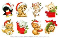 Silvita Blanco Navidad | Navidad: Stickers