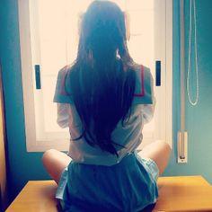My Haruhi Suzumiya cosplay.