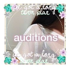 """2017 auditions ♡"" by sweet-serendipity-icons ❤ liked on Polyvore featuring art, amyjaynebaeicons and swsauditions"