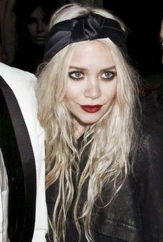 Satin headband. My voodoo child queen.