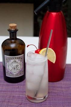 Cocktail, Monkey 47, Tom Collins