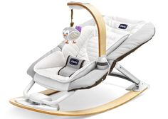 The best baby swings and bouncers - - Chicco I-Feel Rocker - #babycenterknowsgear #pinittowinit @BabyCenter