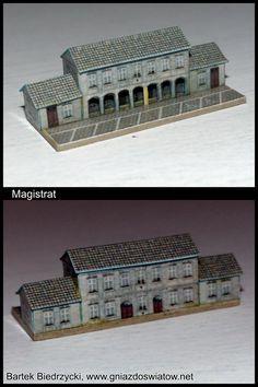 Own design Paper Models, Paper Patterns