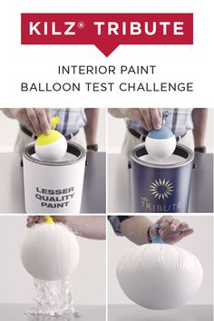 Our most technologically advanced acrylic product which combines Paint and Primer properties with exceptional stainblocking performance. Mildew Stains, Mold And Mildew, Kilz Paint, Balloon Painting, Diy Molding, Interior Paint, Cleaning Hacks, Home Remodeling