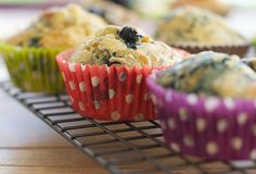Grape-seed, olive, peanut, and canola oils all have high smoke points. And they're healthy, too! Use them in baking recipes for muffins, cookies, or dense cakes. They can also be used for oven-roasting or stir-frying. Macadamia nut oil has a stronger flavor, but also works well for stir-frying and roasting.