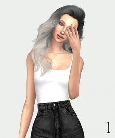Miss Paraply: Simblreen ombres part 1 • Sims 4 Downloads