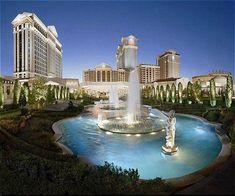 Caesars Palace - My Favorite Place in Las Vegas #TravelDestinationsUsaLasVegas